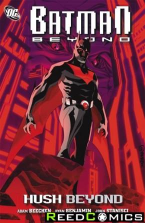 Batman Beyond Hush Beyond Graphic Novel