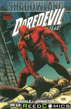 Shadowland Daredevil Premiere Hardcover