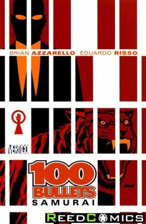 100 Bullets Volume 7 Samurai Graphic Novel