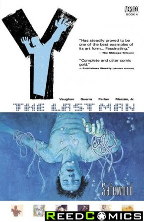 Y the Last Man Volume 4 Safeword Graphic Novel