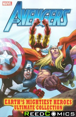 Avengers Earths Mightiest Heroes Ultimate Collection Graphic Novel
