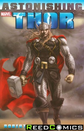 Astonishing Thor Graphic Novel