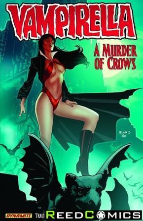 Vampirella Volume 2 A Murder of Crows Graphic Novel