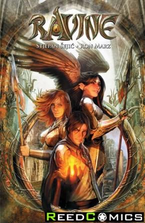 Ravine Volume 1 Graphic Novel