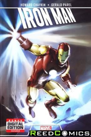 Iron Man Season One Premiere Hardcover