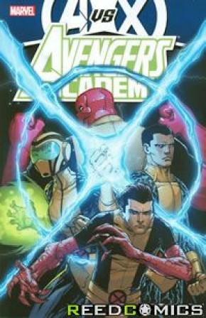 Avengers vs X-Men Avengers Academy Graphic Novel