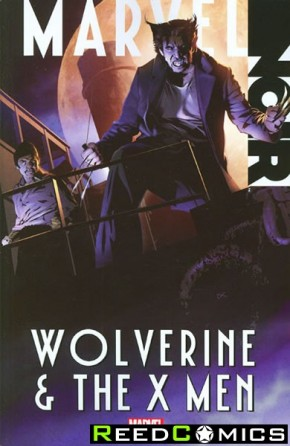 Marvel Noir Wolverine and X-Men Graphic Novel