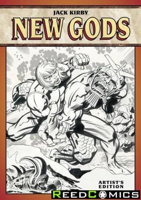 Jack Kirby New Gods Artist Edition Hardcover