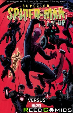 Superior Spiderman Team Up Volume 1 Versus Graphic Novel