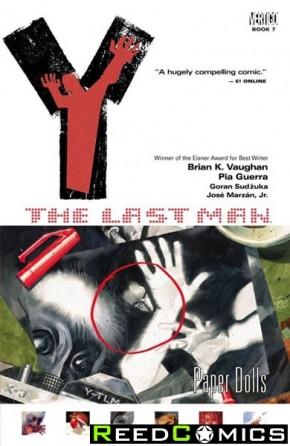 Y the Last Man Volume 7 Paper Dolls Graphic Novel