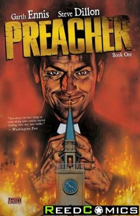 Preacher Book 1 Hardcover