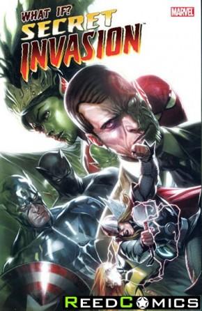 What If Secret Invasion Graphic Novel