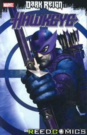 Dark Reign Hawkeye Graphic Novel