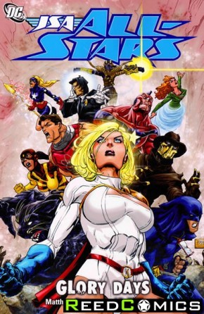 JSA All Stars Volume 2 Glory Days Graphic Novel