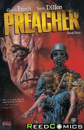 Preacher Book 4 Hardcover
