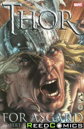 Thor For Asgard Hardcover