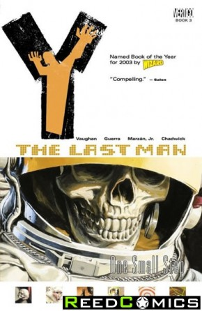 Y the Last Man Volume 3 One Small Step Graphic Novel