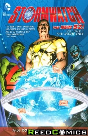 Stormwatch Volume 1 The Dark Side Graphic Novel