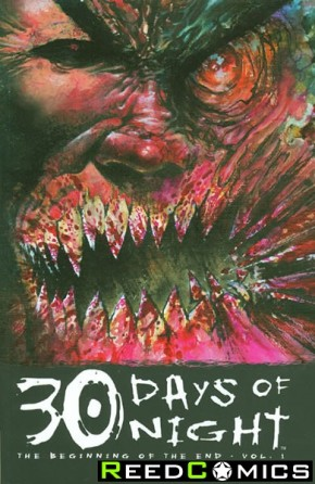 30 Days of Night Ongoing Volume 1 Graphic Novel