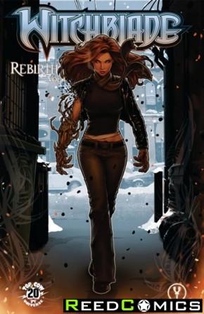 Witchblade Rebirth Volume 1 Unbalanced Pieces Graphic Novel