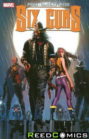 Six Guns Graphic Novel