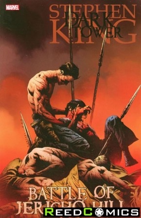 Dark Tower Battle of Jericho Hill Graphic Novel