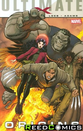 Ultimate Comics X Origins Graphic Novel
