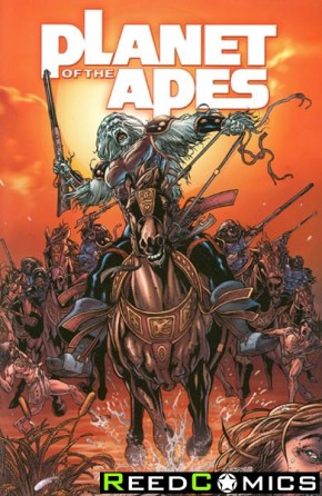 Planet of the Apes Volume 2 Graphic Novel