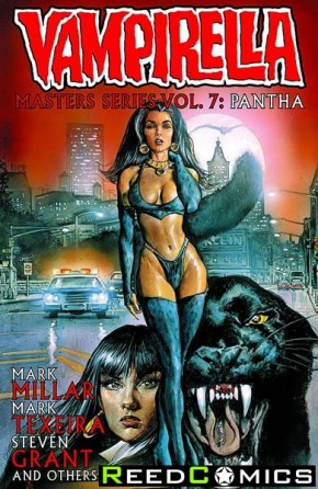 Vampirella Masters Series Volume 7 Mark Miller Graphic Novel