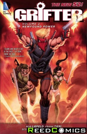 Grifter Volume 2 New Found Power Graphic Novel