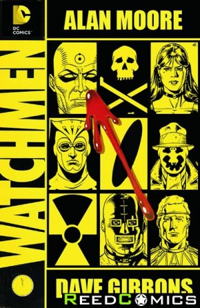 Watchmen Deluxe Hardcover