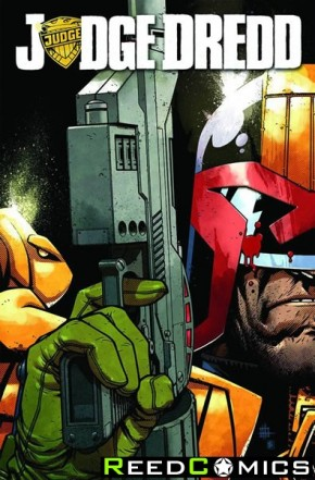 Judge Dredd Volume 1 Graphic Novel