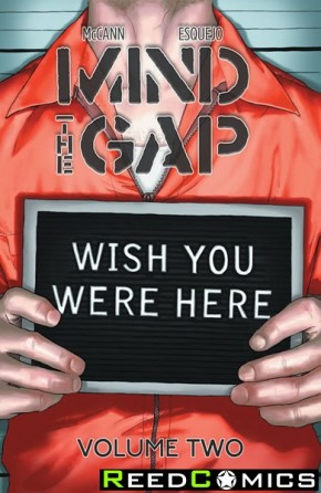 Mind The Gap Volume 2 Wish You Were Here Graphic Novel