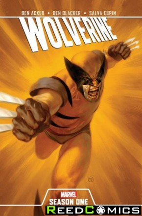 Wolverine Season One Premiere Hardcover