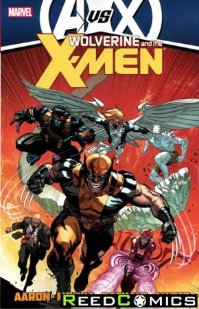 Wolverine and the X-Men by Jason Aaron Volume 4 Graphic Novel