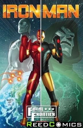Iron Man Fatal Frontier Hardcover