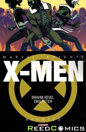 Marvel Knights X-Men Haunted Graphic Novel