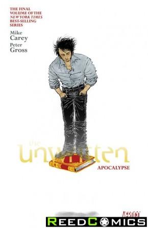 The Unwritten Volume 11 Apocalypse Graphic Novel
