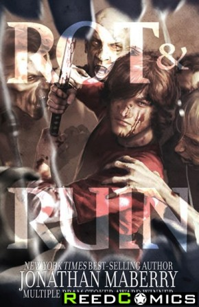 Rot and Ruin Warrior Smart Graphic Novel