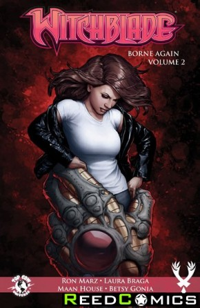 Witchblade Born Again Volume 2 Graphic Novel