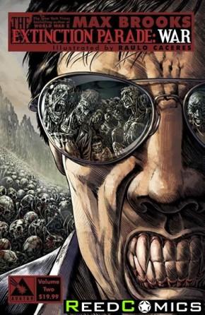 Extinction Parade Volume 2 War Graphic Novel