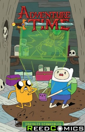 Adventure Time Original Graphic Novel Volume 5 Graybles Schmaybles