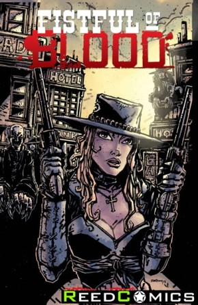 Fistful of Blood Graphic Novel