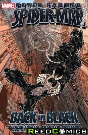 Spiderman Peter Parker Back In Black Graphic Novel