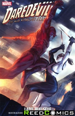 Daredevil Lady Bullseye Graphic Novel