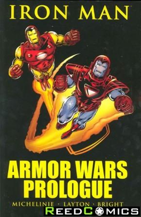 Iron Man Armor Wars Prologue Graphic Novel