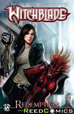 Witchblade Redemption Volume 2 Graphic Novel