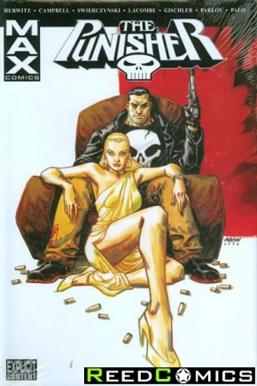 Punisher MAX Volume 6 Hardcover