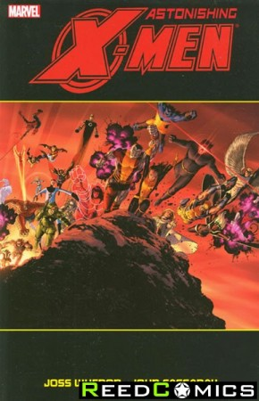 Astonishing X-Men by Joss Whedon and John Cassaday Ultimate Collection Book 2 Graphic Novel
