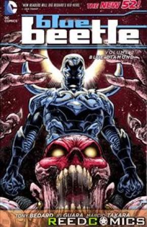 Blue Beetle Volume 2 Blue Diamond Graphic Novel